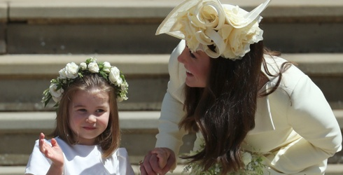 Kate Middleton Didn't Let a Teaching Moment Pass Her By at the Royal Wedding