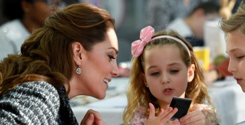 We Know Kate Middleton's Evelina Hospital Visit Will Bring a Smile to Your Face