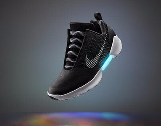 The Future Is Here! And It Looks Like...a Pair of Shoes?