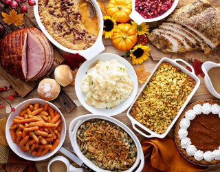 Map Shows Most Popular Thanksgiving Side Dishes by State, and People Have Thoughts