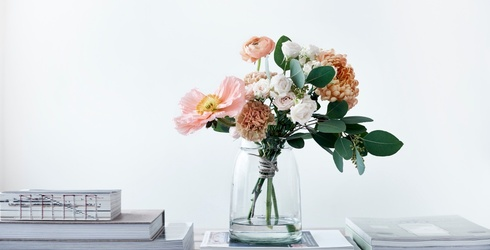 Build a Flower Bouquet and We'll Pick a Wedding Venue For You