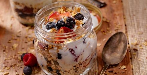7 Yogurt Parfait Recipes That Are, Well, Parfait