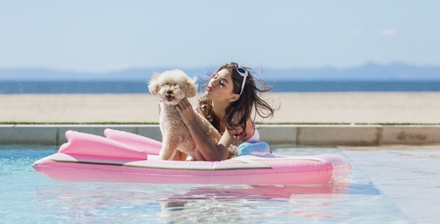 7 Best Doggy Pool Floats to Buy Before Summer Runs Away