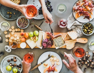 Celebrate National Wine and Cheese Day With This Delightful Memory Match