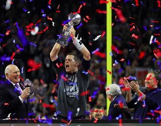 The Daily Break: Super Bowl LI and Kellyanne Conway