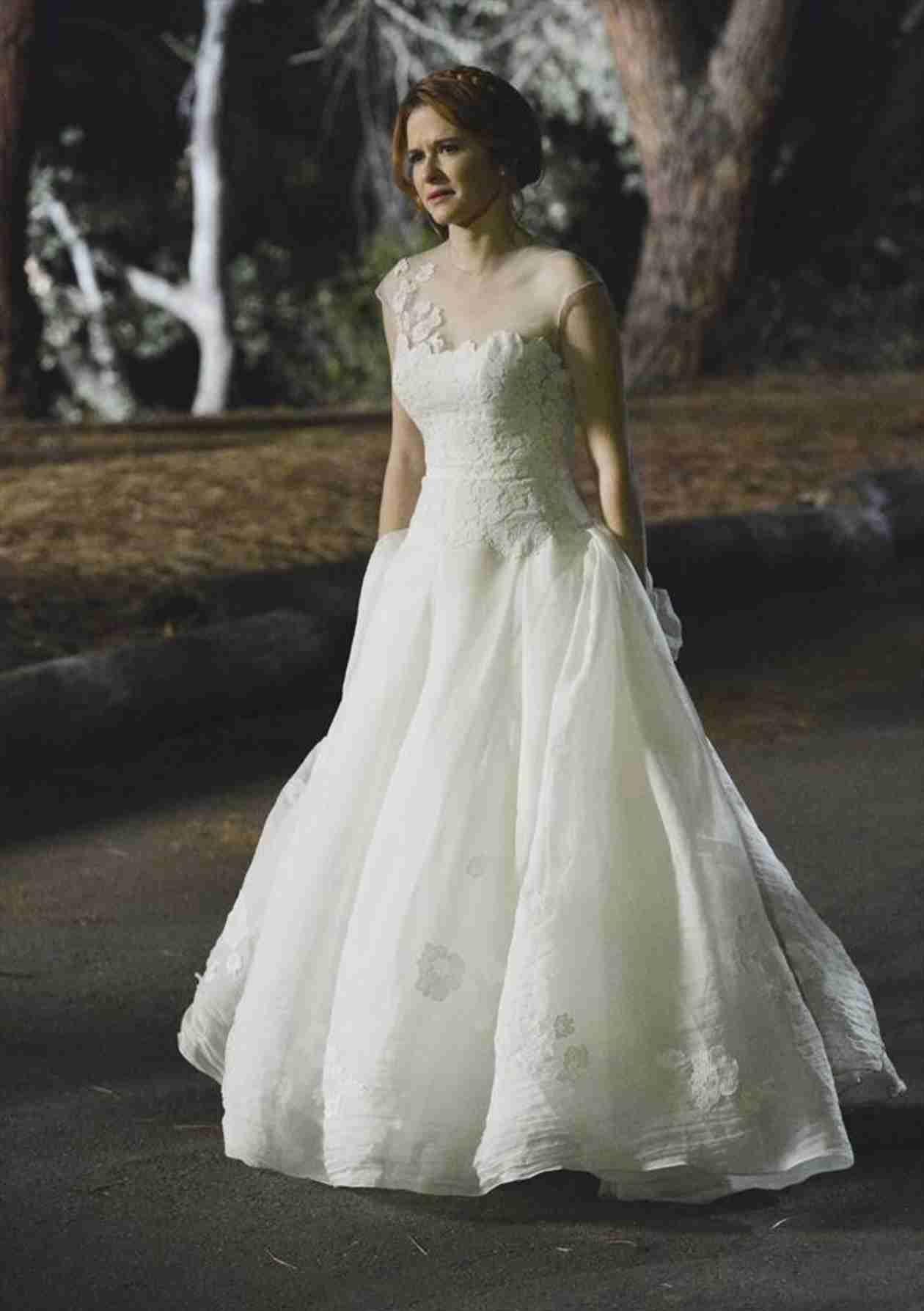 TV Fashion Wedding Dress