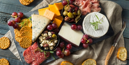 Cheesed to Meat You! Can You Unscramble This Charcuterie Board Puzzle?