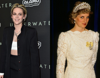 Kristen Stewart Cast as Princess Diana, Because Sure, Why Not?