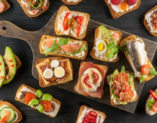 19 Loaded Toasts to Make Your Day All Day Long