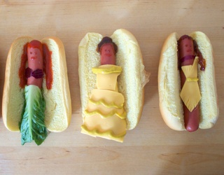 These Hot Dogs Look Like Disney Princesses and -- Wait, What?