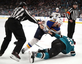 Knock out This NHL Playoffs Puzzle