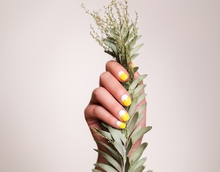 On Trend: Give Your Manicure a Springtime Update With Abstract Nails