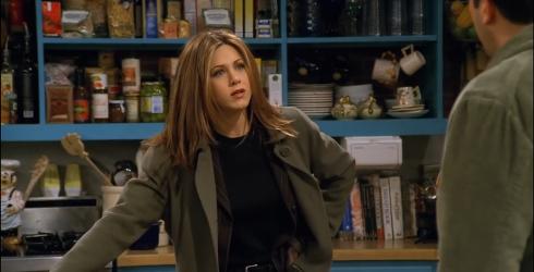 """Friends"" Trivia: The One Where Rachel Dumps Ross"