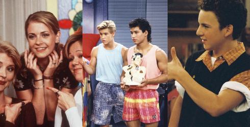 Netflix & Chill, Marry, Kill: '90s Feel-Good TV Shows
