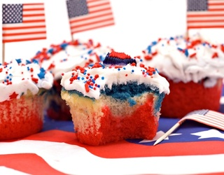 16 Patriotic Desserts to Deck out Your July 4th Sweets Table