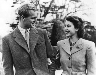 Once Upon a Time, Prince Philip and Queen Elizabeth Were Just a Couple of Kids in Love