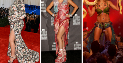 Can You Guess the Celebrity by Their Iconic Outfit?