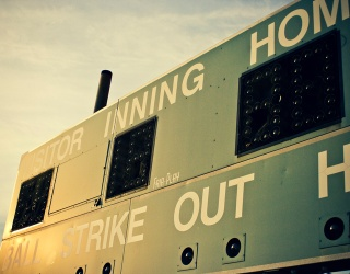 Warm up for Opening Day With This Scoreboard Puzzle