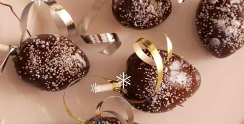 10 Sparkly Things to Bake on New Year's Eve, Because You Have the Time