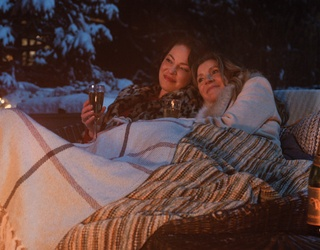 Cozy up With the (Very) Few Love Stories Premiering on Netflix in February