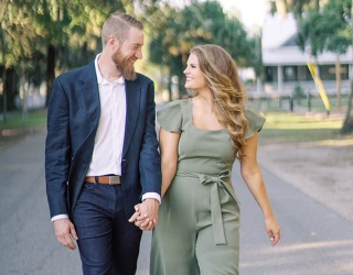 Take This Bride-to-Be's Lead and Help Spread Happiness Despite Hardship