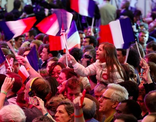 The Daily Break: March on Washington and the French Election