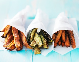 9 Veggies to Turn Into French Fries for a Healthy, Crave-Curbing Twist
