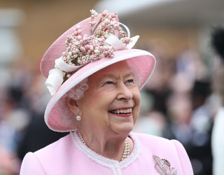 The Queen Gives New Book Her Seal of Approval