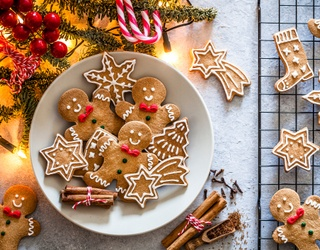 Cabinet of Curiosities: Why Are Holiday Gingerbread Cookies Shaped Like Men?