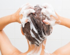 Put Down the Dry Shampoo: Experts Say We Don't Wash Our Hair Enough and It's Causing Problems