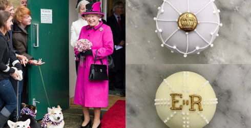 Help the Queen Celebrate Her 94th Birthday With This Royal Chocolate Cupcake Recipe