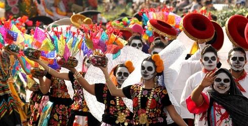 Travel Tuesday: Celebrate Like Mama Coco With a Trip to Mexico for Día De Los Muertos