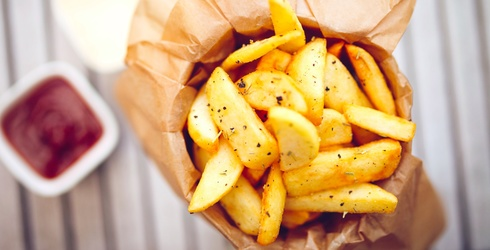 Let's Shed a Starchy Tear Because Apparently Toast and French Fries Can Cause Cancer