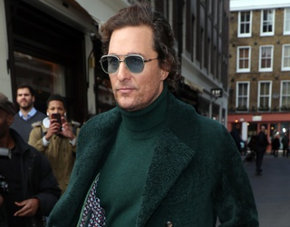 """We're Throwing All Our Money on Matthew McConaughey's """"Greenlights"""" Audiobook"""