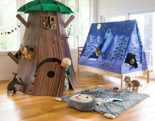 14 Toys to Help Your Kids Stay Active Indoors When They Start to Climb the Walls