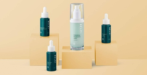 Amazon's New Skin Care Line Is Chock Full of Vitamins Your Face May Be Missing