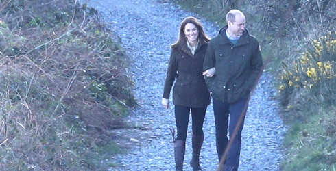 The Cutest Photos From Prince William & Kate Middleton's Ireland Tour