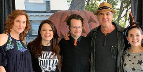 "The Cast of ""Halloweentown"" Reunited and I'm Getting That Déjà Vu Feeling Again"