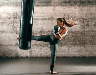 Monday Memory Madness: Break a Sweat and Work on Your Uppercut