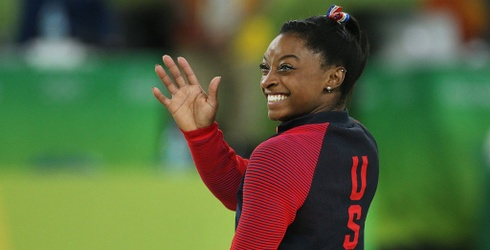 8 Reasons Why We Can't Help But Love Simone Biles