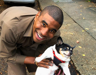 Dogs and Mailmen Are the Greatest Love Story Ever Told, Further Proved by This UPS Man