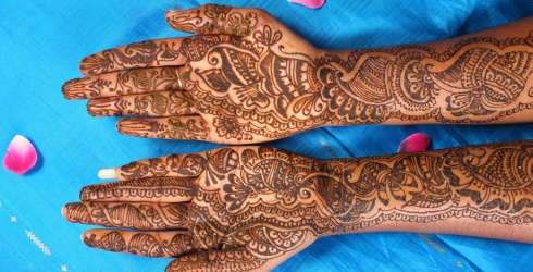 Take a Page From This Henna Designer's Book as You Solve a Tattoo Puzzle