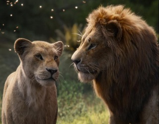 """A Feat of Animation, """"The Lion King"""" Inspires a New Disney Generation, Starting With Its Cast"""