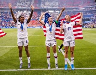 Monday Memory Madness: Still Pumped About the Women's World Cup? Us, Too