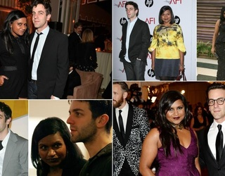 Mindy Kaling and B.J. Novak Are in Love, I Just Know It