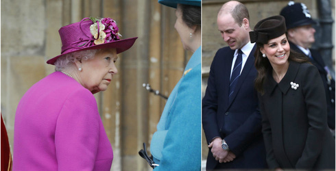 Prince William and Kate Middleton Arrive Late For Easter Service, A Big Royal No-No