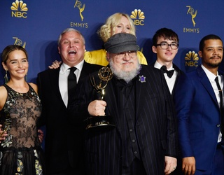 """Does George R.R. Martin Know How """"Game of Thrones"""" Will End?"""