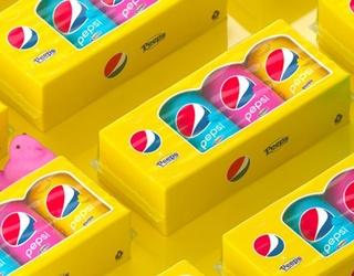 Peep This Pepsi x Peeps Puzzle That's Full of Springtime Sweetness