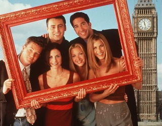 """""""Friends"""" Trivia: The One Where Ross Got Married in London"""