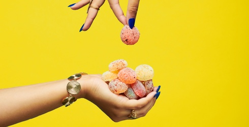 These Boozy Gummies Will Give Your Next Movie Night a Special Kick